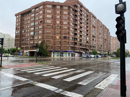 Una tormenta en Burgos  provoca cortes de luz, inundaciones y 120 llamadas al 112