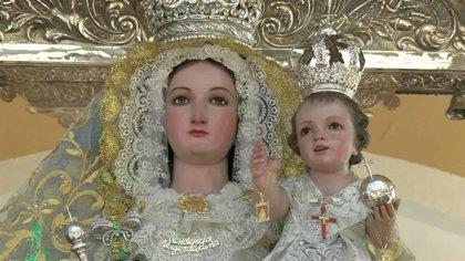 Canal Sur TV retransmite el domingo desde Villanueva de Córdoba una misa especial en honor a la Virgen de Luna