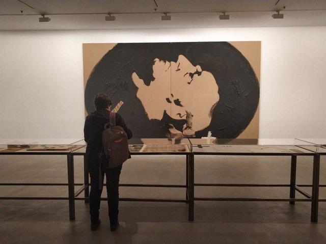 La Fundació Antoni Tàpies estrena nueva exposición, 'Antoni Tàpies. Teatre' (archivo)