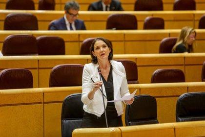 """Maroto dice que votar contra la prórroga del estado de alarma impide que España sea un """"destino seguro"""""""