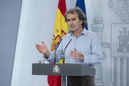 Simón asegura sentirse orgulloso porque el Premio Princesa de Asturias reconozca el trabajo de sanitarios