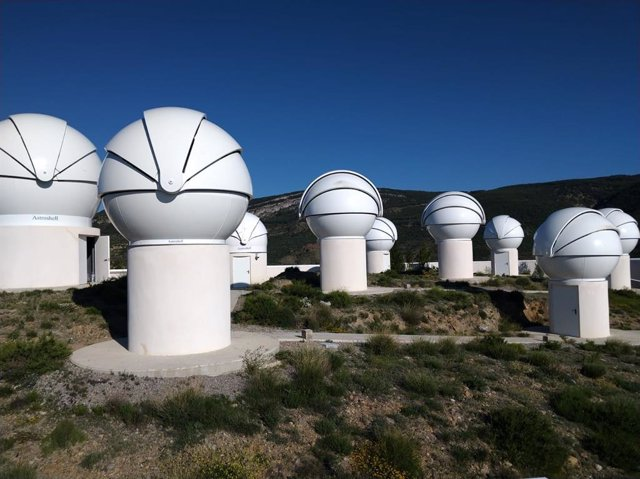 El centro de divulgación de astronomía Galáctica