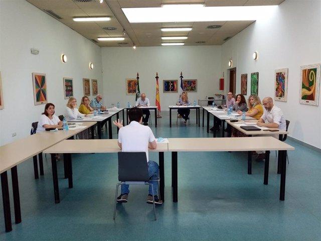 La comisión especial 'Relanza Alcalá' analiza las fórmulas para acelerar la recuperación económica