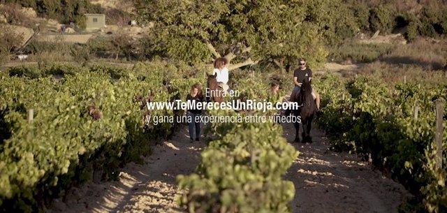 AMP.- Rioja lanza una nueva campaña publicitaria para impulsar y reactivar la ho