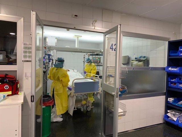 El Hospital Regional de Málaga pone en marcha una consulta de seguimiento post COVID-19