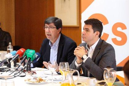 """Cs exige que toda Andalucía pase a Fase 3 y supedita la movilidad entre provincias a """"criterios médicos"""""""