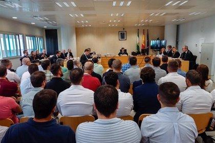 """Un juez ordena anular oposiciones a la Policía Local de Sevilla en 2012 denunciadas por """"filtración"""""""