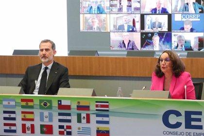 La secretaria general iberoamericana hace un llamamiento a un nuevo pacto social en Iberoamérica