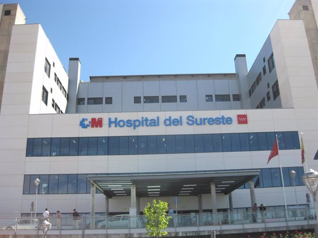 Hospital del Sureste en Arganda del Rey (Madrid)