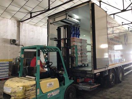 Mercadona.- Mercadona entrega 10.000 kilos de alimentos de primera necesidad a entidades sociales como Cruz Roja Ciudad Real