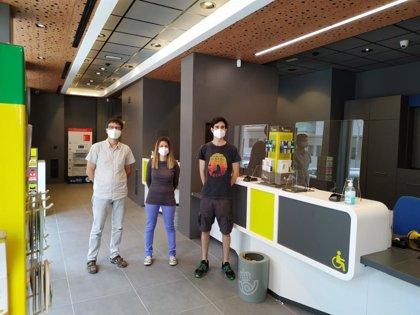 Correos estrena oficina en Arenys de Mar (Barcelona) para mejorar la atención y accesibilidad