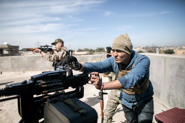 Libia.- El Gobierno de unidad asegura que sus fuerzas han tomado el control del