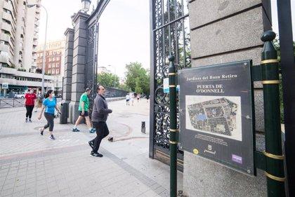 El Ayuntamiento de Madrid recomienda desalojar los parques a partir de las 15 horas por mal tiempo