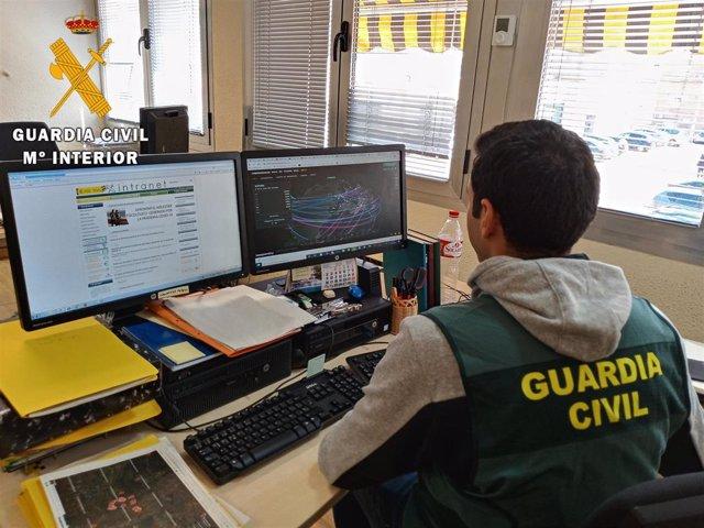 Nota De Prensa Guardia Civil Comandancia Toledo