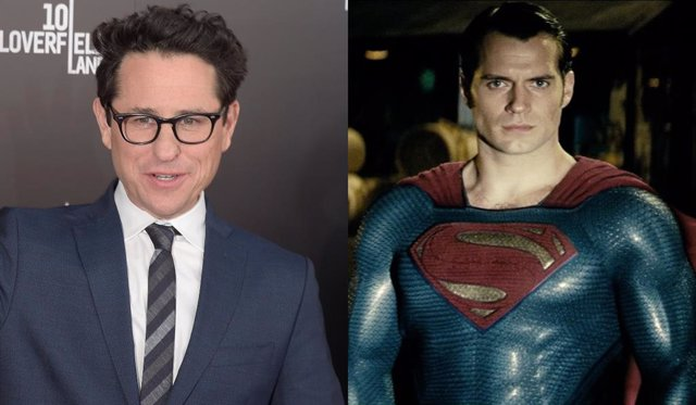 ¿Dirigirá J.J. Abrams La Nueva Película De Superman Con Henry Cavill?