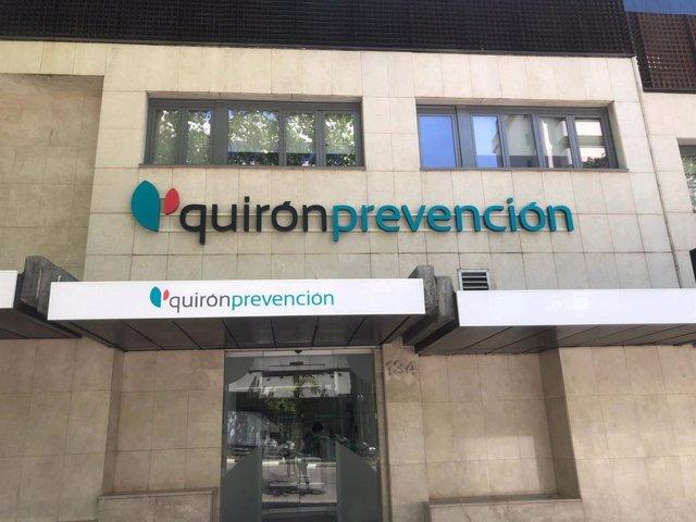 Centro de Quirónprevención.