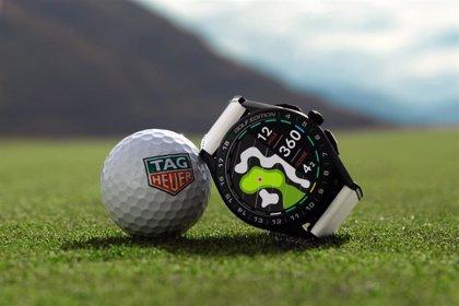 TAG Heuer presenta su Connected Watch Golf, reloj oficial de la Federación Española