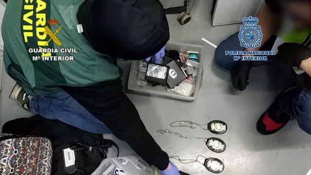 Desmantelado un falso grupo de policías especializado en robar a organizaciones criminales