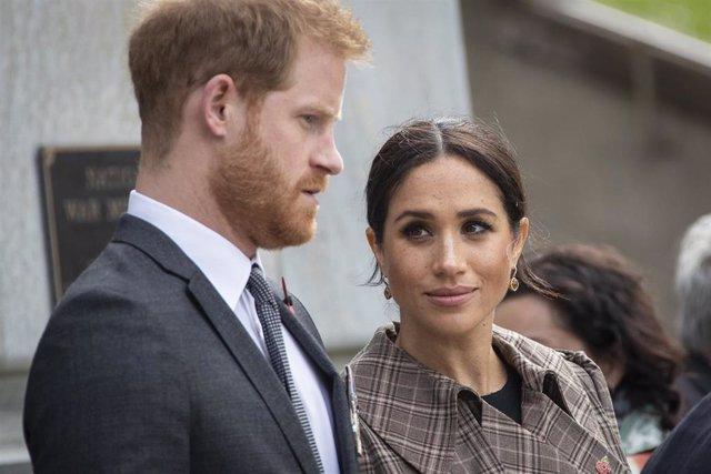 Meghan Markle y el Príncipe Harry buscan casa en Los Ángeles