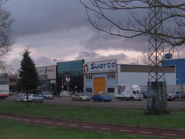 Polígono Industrial de Guarnizo.Archivo.