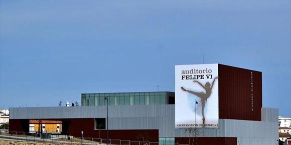2. Estepona (Málaga) contará con un cine de verano en los exteriores del Auditorio Felipe VI