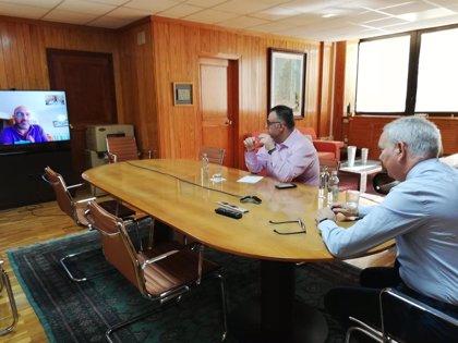 Canarias y Aena coordinan la instalación de cámaras termográficas en aeropuertos para detectar posibles casos de Covid