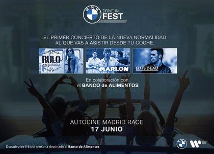 Rulo y La Contrabanda, Marlon y Ed is Dead, el 17 de junio en el autocine de Madrid en el BMW Drive-In Fest