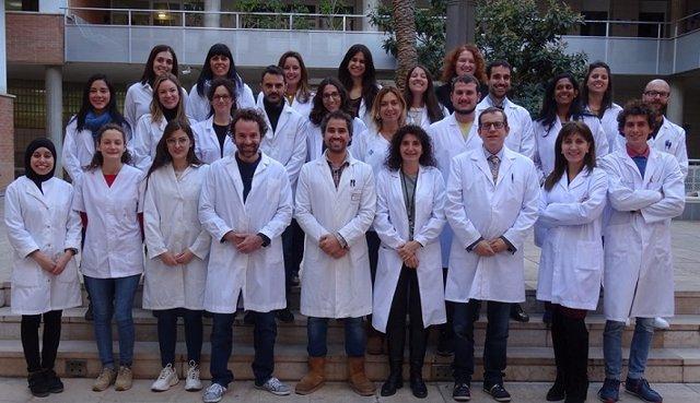 Investigadores de la URV-IISPV