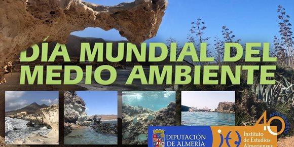 4. Diputación de Almería celebra el Día del Medio Ambiente con actividades para la familia, libros y divulgación