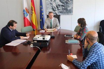 Gobierno y Red Cambera estrechan su colaboración en la lucha contra el cambio climático