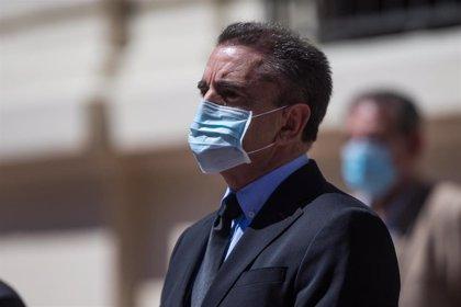 Delegación de Gobierno de Madrid no se opuso a una protesta fijada para el cuarto día de estado de alarma