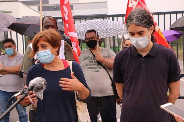 Coronavirus.- El 90% de la plantilla de Lidl en España secunda la huelga, según