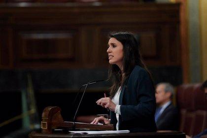 """Irene Montero, tras la sentencia a 'La Manada' por abusos sexuales en el caso de Pozoblanco: """"Solo sí es sí"""""""