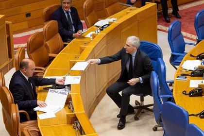 """La Xunta reclama al Gobierno que elabore """"un plan"""" para San Cibrao con los fondos europeos de reactivación"""