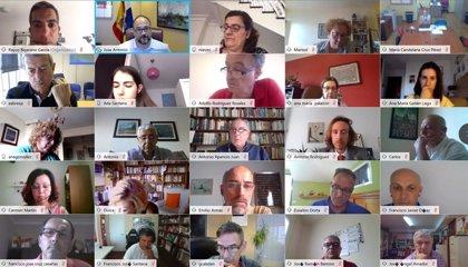 Valbuena reúne a la comunidad educativa de Canarias para conocer sus propuestas de cara al curso 2020/21