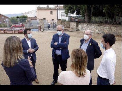 """Aragonès, """"convencido"""" de que las decisiones políticas se tomarán con el máximo consenso"""