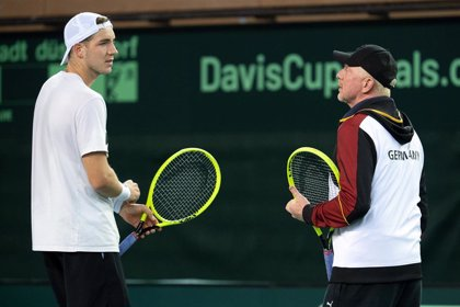 Boris Becker no descarta volver a trabajar como entrenador