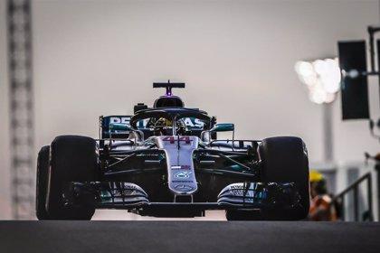 Mercedes realizará test privados en Silverstone con coches de 2018