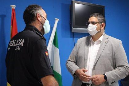 Mijas (Málaga) sancionará con 750 euros por tirar material sanitario en la vía pública