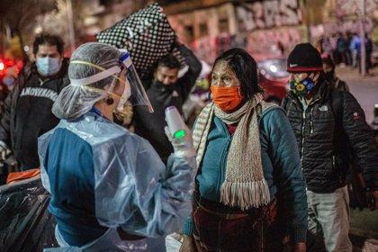 Chile roza los 120.000 casos de coronavirus tras otro día con más de 4.000 nuevos positivos