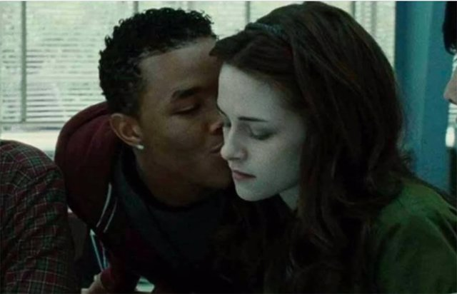 El actor de Crepúsculo Gregory Tyree Boyce