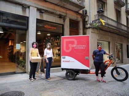 Girona reactiva el servicio 'Comercio a domicilio' para dinamizar la compra