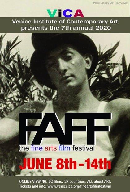 Un documental sobre la juventud de Dalí, finalista en el festival americano FAFF