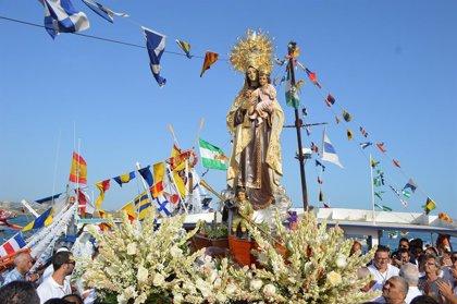 Punta Umbría (Huelva) suspende las procesiones de la Virgen del Carmen y la feria de agosto