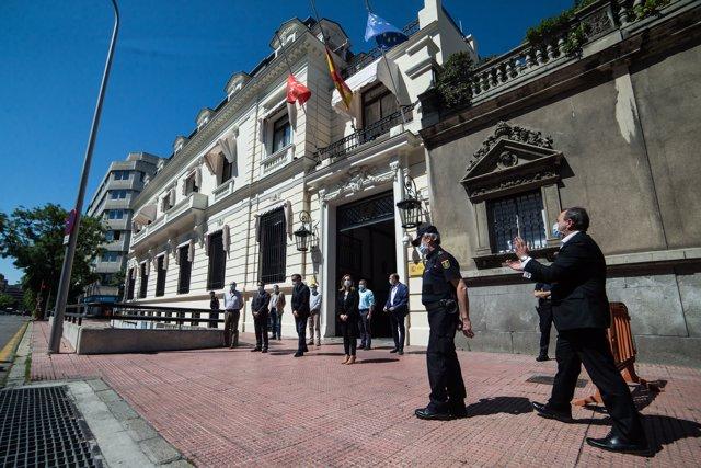 Delegación del Gobierno en Madrid