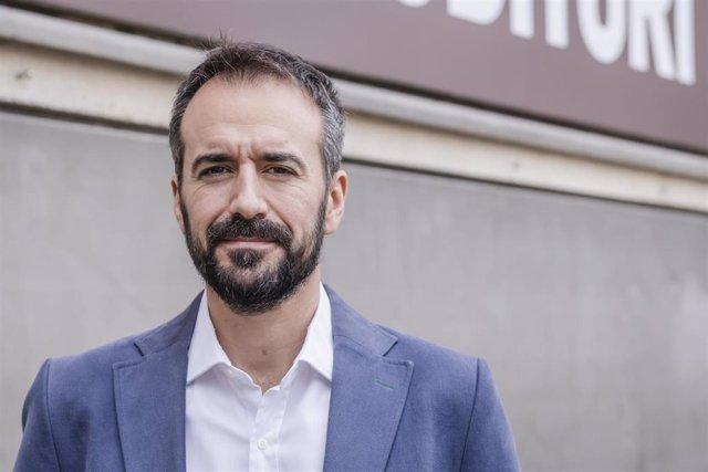 Robert Brufau, nuevo director de L'Auditori (archivo)