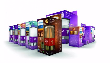 Signify se propone el objetivo de ser libre de plástico en todos sus embalajes dirigidos al consumidor en 2021