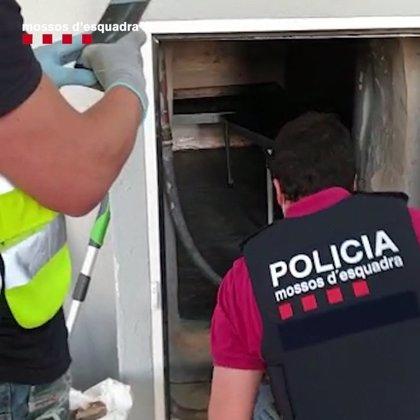A prisión cinco personas por secuestrar a un matrimonio en Sabadell (Barcelona)