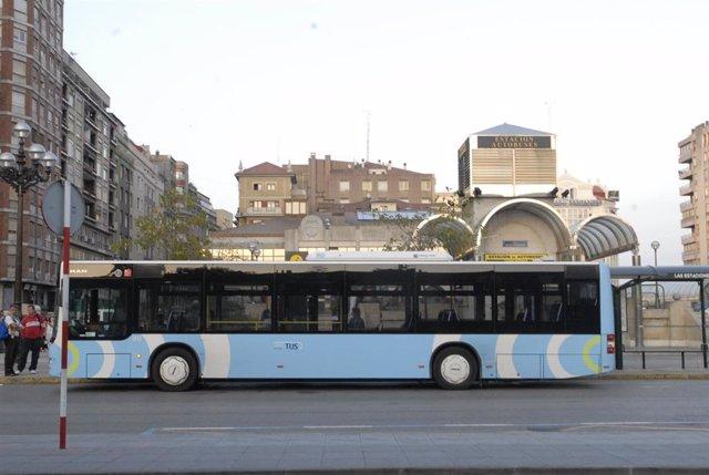 Autobús municipal de Santander