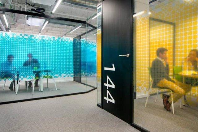 Edificio Pier 01 en Barcelona, donde los emprendedores de la UPC tendrán acceso a las actividades de Barcelona Tech City